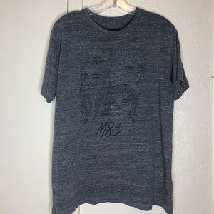 M83 Shirt Sz Large